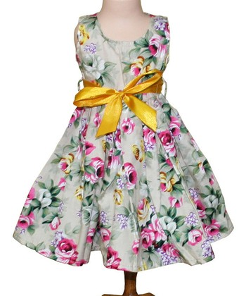 Touch of Rose 18'' Doll Dress