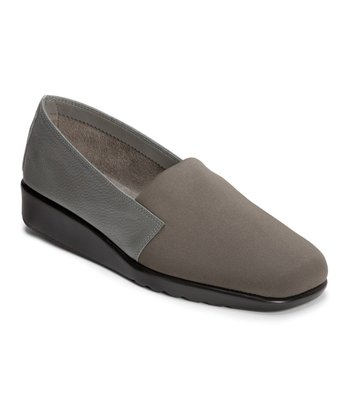 Gray Polar Express Loafer