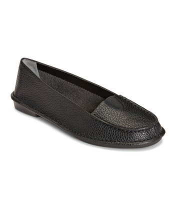 Black Awestruck Loafer