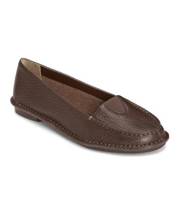 Brown Awestruck Loafer