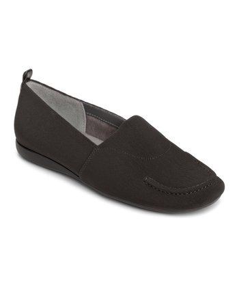 Black Newsprintz Loafer
