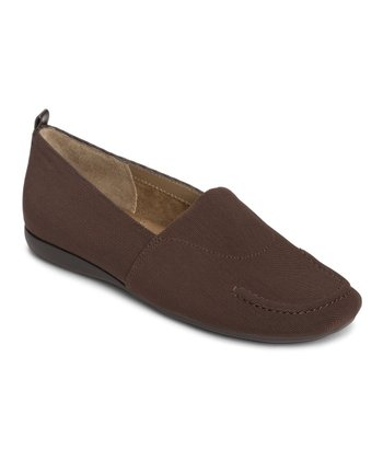 Brown Newsprintz Loafer