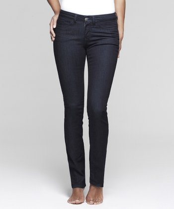 Dark Evening Shaper Skinny Jeans - Women
