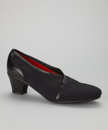 Black Piccina Pump