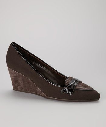 Brown Torres Wedge