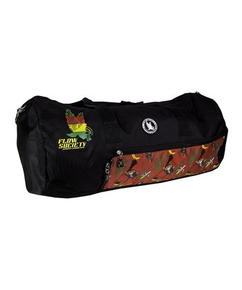 Black Monkey Duffel Bag