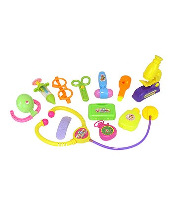 12-Piece Play Doctor Set