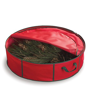 Red 24'' Wreath Protector