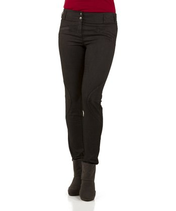 Dark Oxfly Slim Straight-Leg Pants