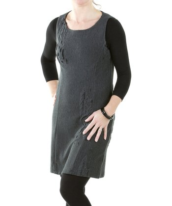 Steel Gray Airi Tunic
