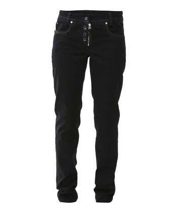 Night Blue & Denim Ostrid Pants