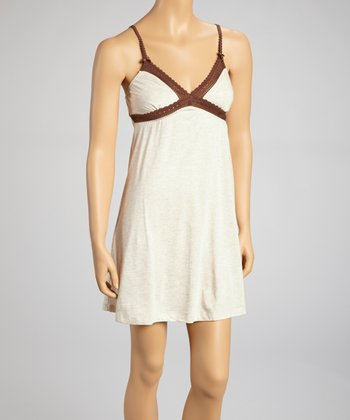 Heather Ivory Chemise
