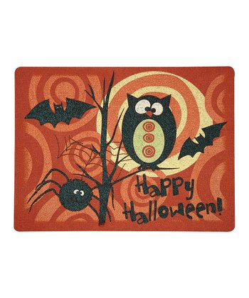 Happy Creatures Outdoor Doormat