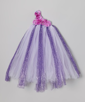 Lilac Rose Tutu Dress - Infant & Toddler