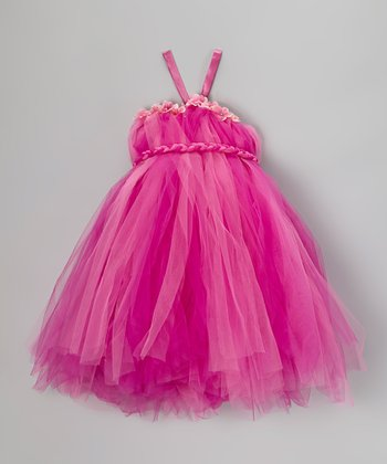Pink Tutu Dress - Infant, Toddler & Girls