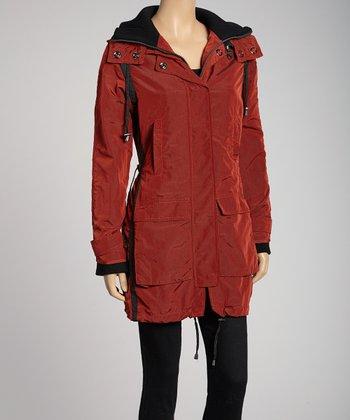 Rust Dicente Anorak Jacket