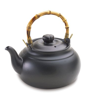 Ceramic Teakettle