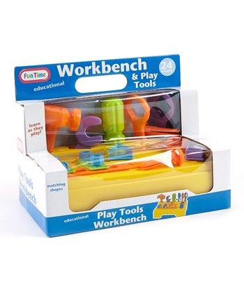 Work Bench Play Set