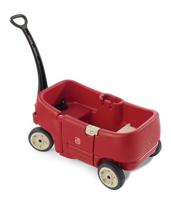 RED WAGON FOR TWO PLUS