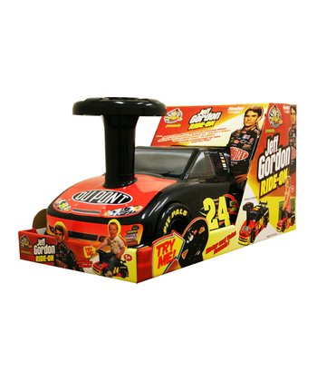 Jeff Gordon Ride-On Racer