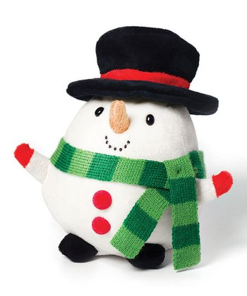 Snowballs the Snowman Plush Toy