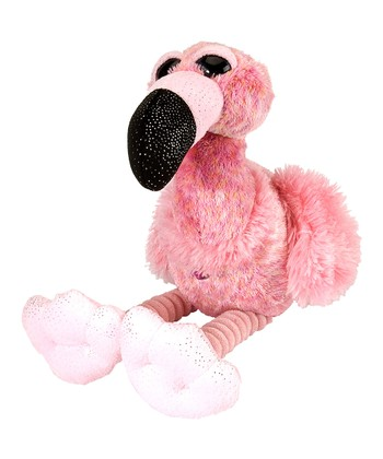 12'' Sweet & Sassy Flamingo Plush Toy
