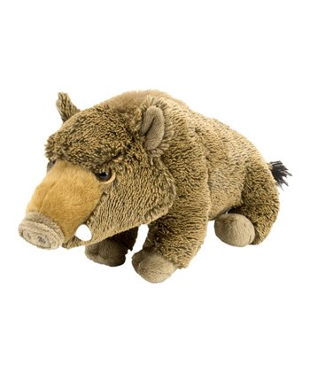 12'' Wild Boar Plush Toy