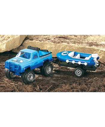 Ocean Exploration Truck Set
