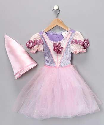 Pink Fairy Twinkle Princess Costume - Toddler