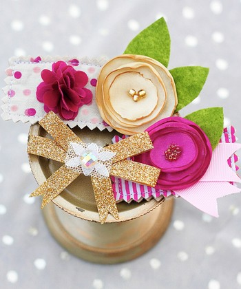 Pink Carnival Clip Set - Girls
