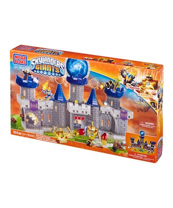 Skylanders Giants Dark Castle Conquest Block Set