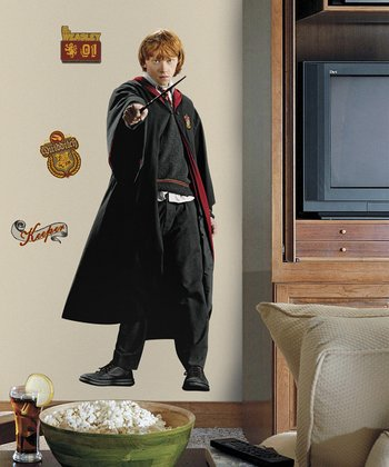 Ron Weasley Giant Wall Decal Set