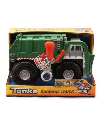Strong Arm Garbage Truck