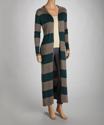Hunter Hooded Duster