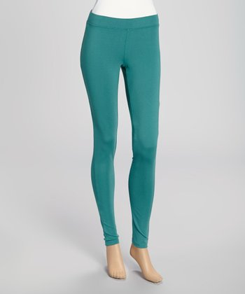 Sea Green Leggings