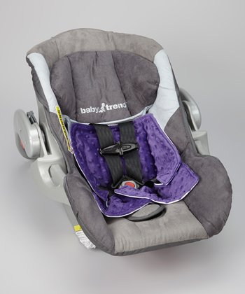 Road Tripzzz Purple Dri-Seatzzz Car Seat Pad
