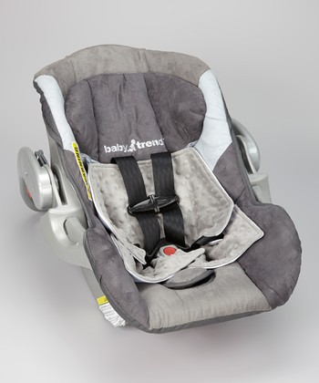 Gray Dri-Seatzzz Car Seat Pad