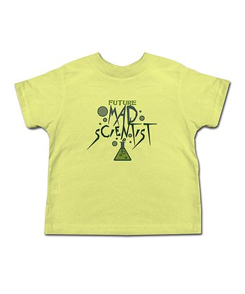 Banana 'Future Mad Scientist' Tee - Toddler & Kids