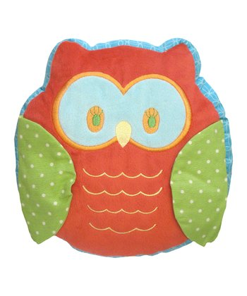 Sage Owlphabet Plush Toy