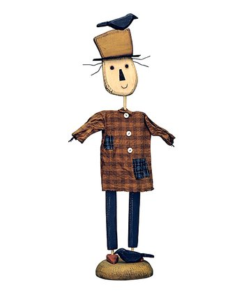 Large Mr. Scarecrow Figurine