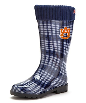 Auburn Tigers Rain Boot - Women