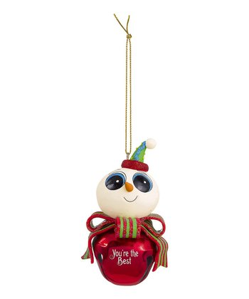 'You're the Best' Jingle Bell Ornament