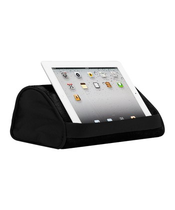 Black Tablet Pillow