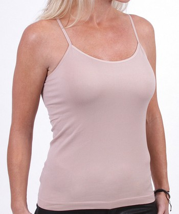 Dusty Rose Seamless Camisole - Women
