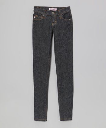 Dark Denim Super Stretch Jeans