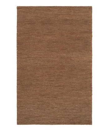 Coffee Bean Dominican Rug