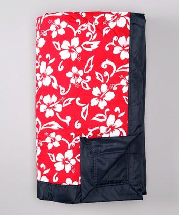 Tuffo Red Hawaii Outdoor Blanket