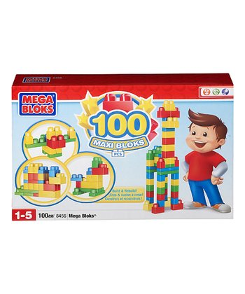 Maxi Tub & Block Set