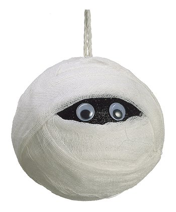 Mummy Spider Ornament