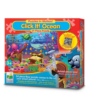 Ocean Click It! Puzzle Set